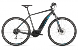 Cube Cross Hybrid One 400 (2019)