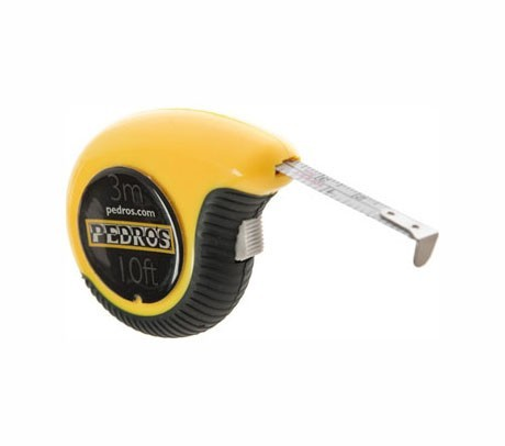 Рулетка Pedros 3M Tape Measure