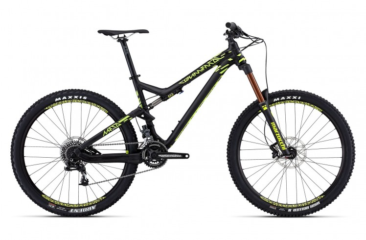 Горный велосипед Commencal Meta AM Origin Plus (2015)