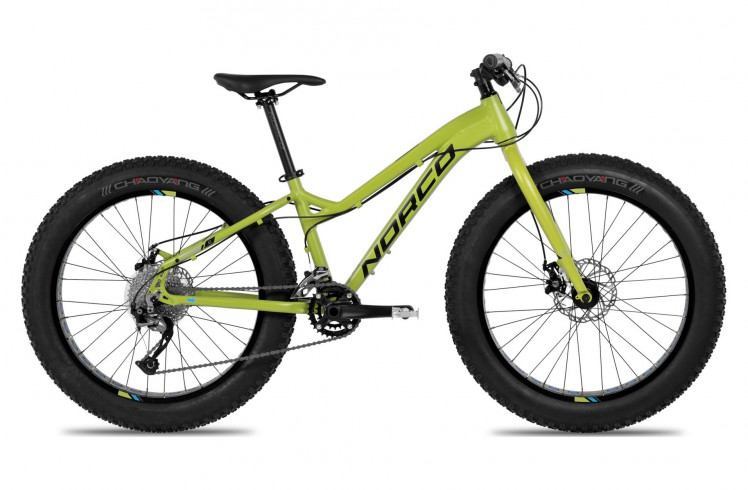 Горный велосипед Norco Bigfoot 4.3 (2016)