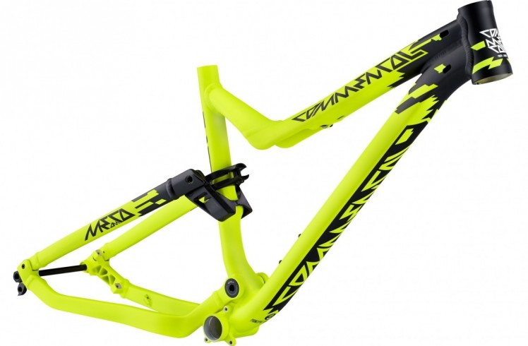 Commencal Frame VIP META AM Plus (RS MONARCH +)  (2015)