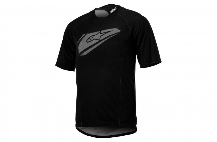Alpinestars Pathfinder Black/Yellow Fluo XXL