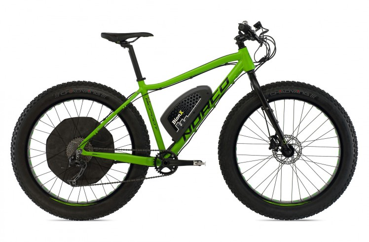 Горный велосипед Norco Bigfoot 6.1 E (2016)