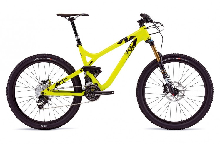 Горный велосипед Commencal Meta AM 1 (2013)