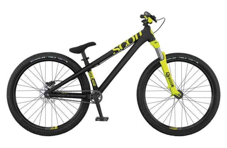Горный велосипед Scott Voltage YZ 0.1 (2015)