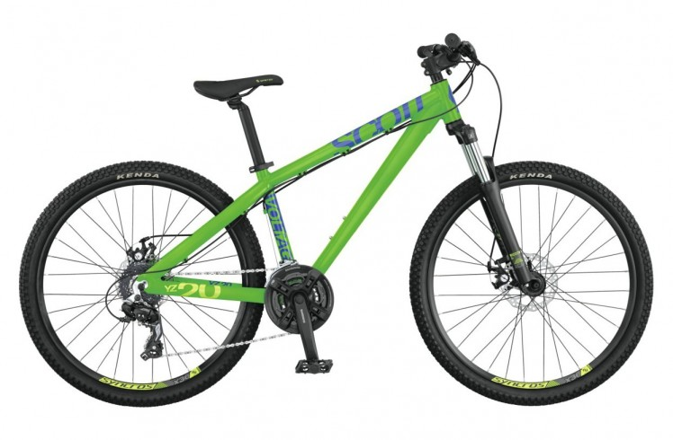Горный велосипед Scott Voltage YZ 20 (2015)