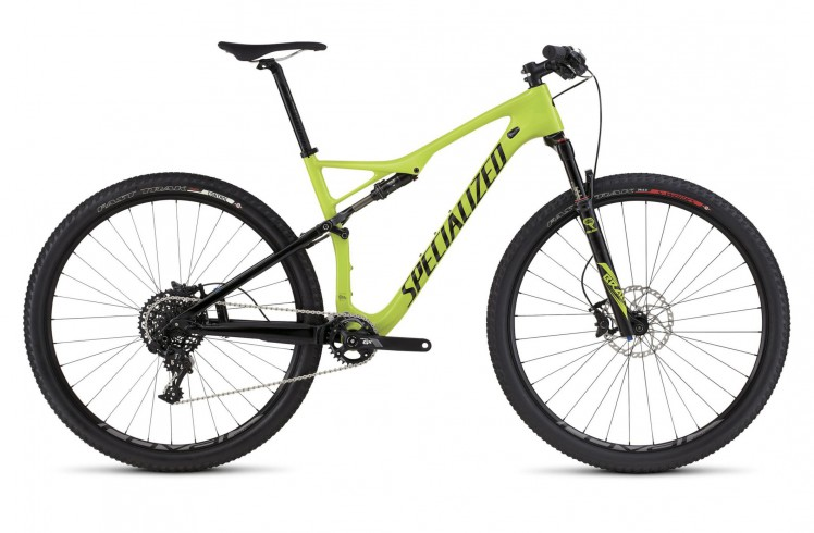 Горный велосипед Specialized Epic Elite Carbon 29 World Cup (2016)