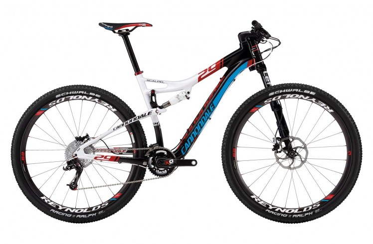 Горный велосипед Cannondale Scalpel 29er Carbon 1 (2013)
