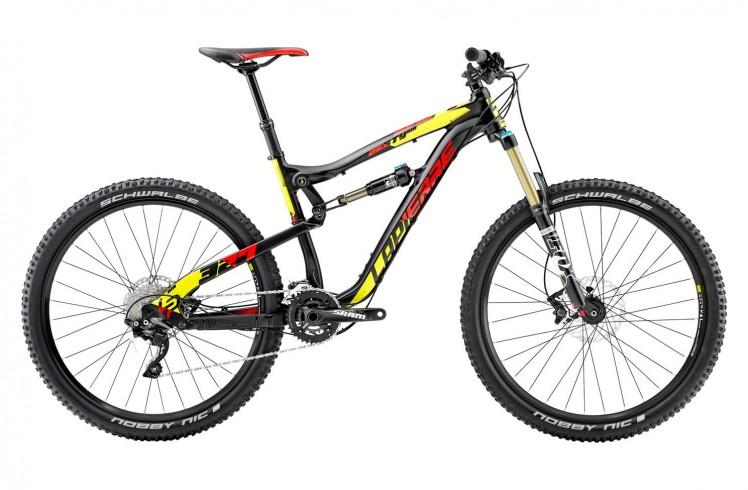 Велосипед Lapierre Zesty AM 327 (2015) купить в Москве по цене 181 ... f023f6d7d5a86