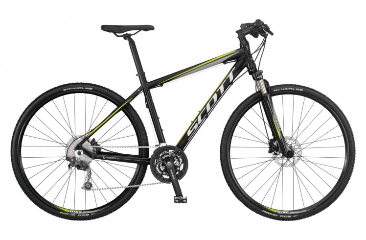 Дорожный велосипед Scott Sportster X20 Men (2013)