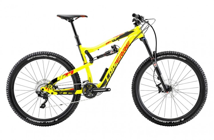Горный велосипед Lapierre Zesty AM 427 E:I Shock Auto (2015)