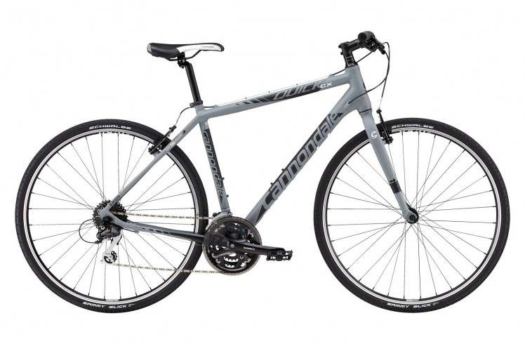 Дорожный велосипед Cannondale Quick CX 4 (2013)