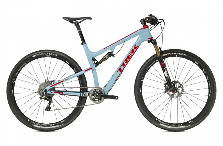 Горный велосипед Trek Superfly FS 9.9 SL XTR (2015)