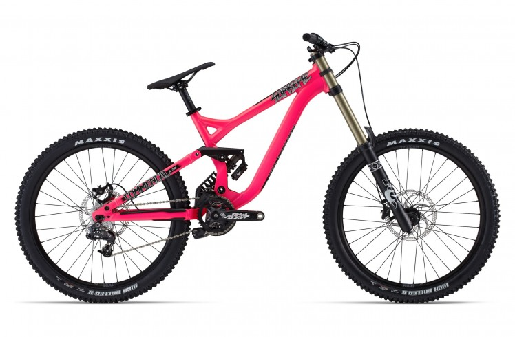 Горный велосипед Commencal Supreme DH (2014)
