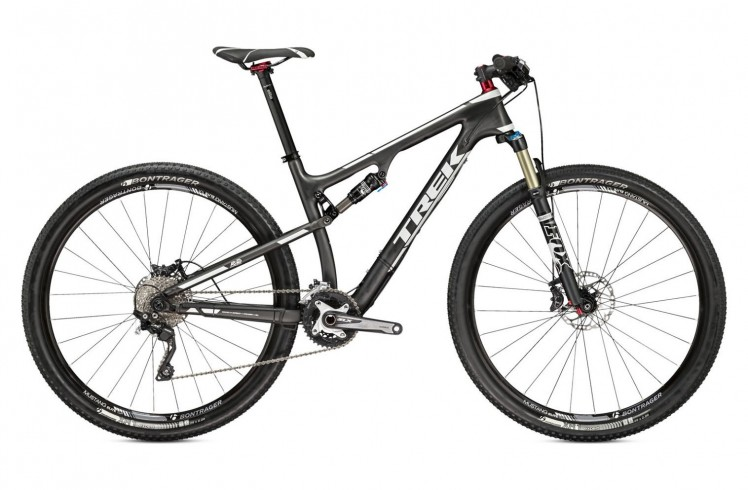 Горный велосипед Trek Superfly FS 9.7 SL (2015)