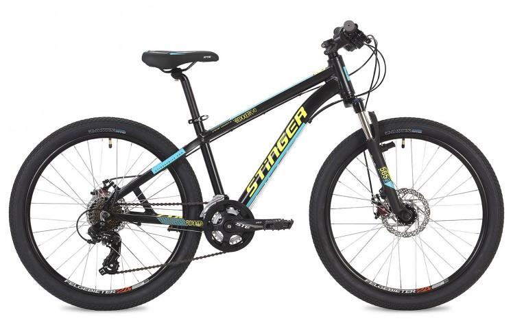 <b>Велосипед Stinger Boxxer</b> Evo (2019) купить в Москве по цене 18 ...