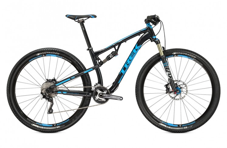 Горный велосипед Trek Superfly FS 8 (2015)