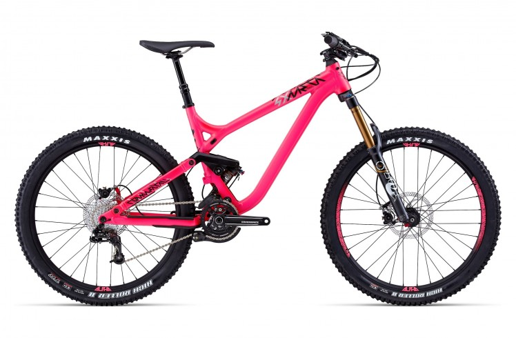 Горный велосипед Commencal Meta SX Factory (2014)