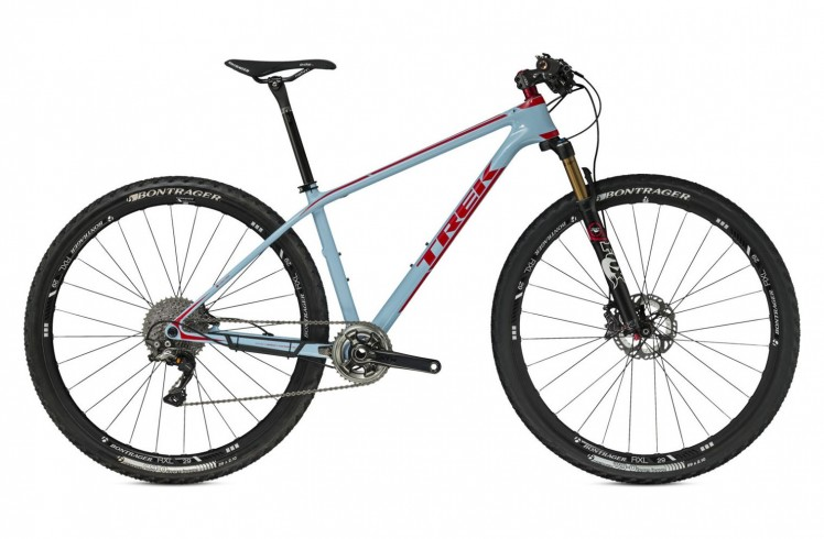 Горный велосипед Trek Superfly 9.9 SL XTR (2015)