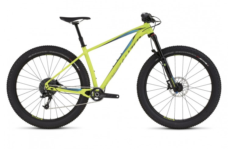 Горный велосипед Specialized Fuse Expert 6Fattie (2016)