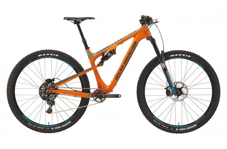 Горный велосипед Rocky Mountain Instinct 990 MSL BC Edition (2015)