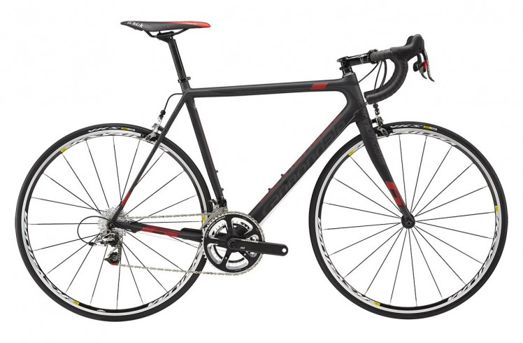 Шоссейный велосипед Cannondale SuperSix EVO Carbon SRAM Red (2015)