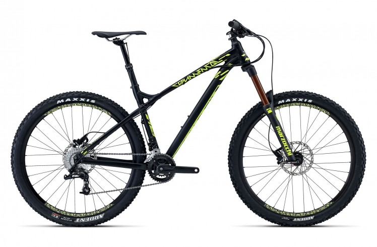 Горный велосипед Commencal Meta HT AM Essential Plus (2015)