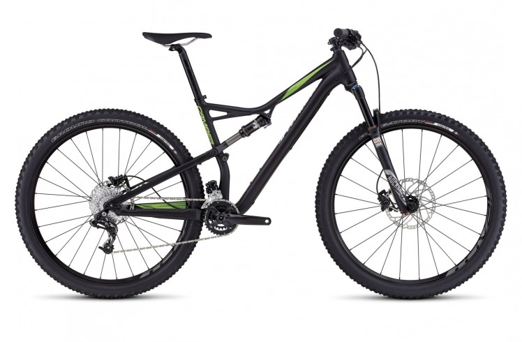 Горный велосипед Specialized Camber Comp 29 (2016)