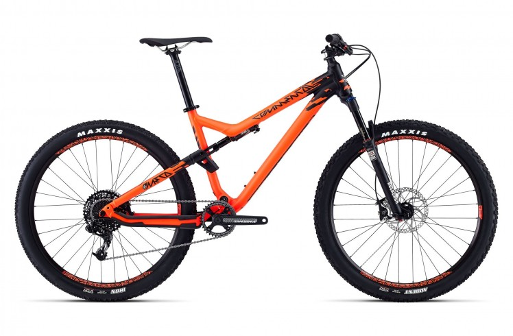 Горный велосипед Commencal Meta Trail Essential Plus (2015)