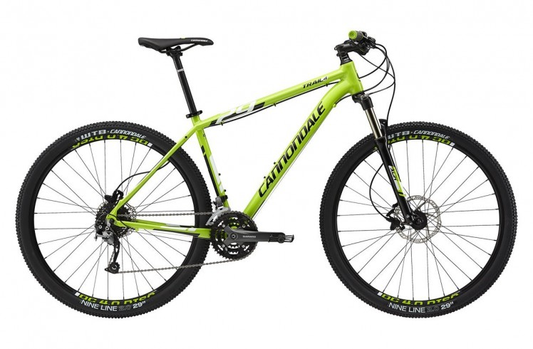 Горный велосипед Cannondale Trail 4 27.5 (2015)