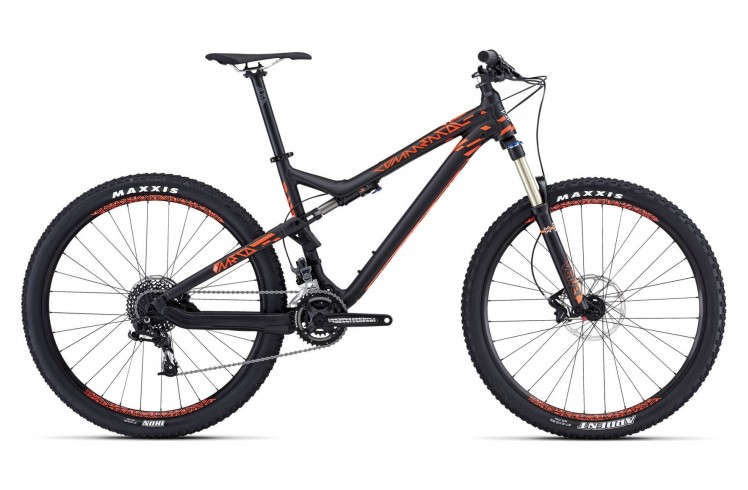 Горный велосипед Commencal Meta Trail Origin Plus (2015)