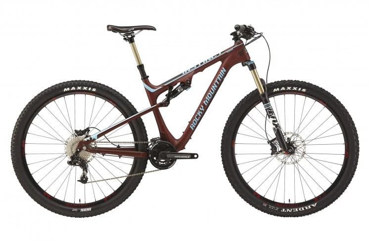Горный велосипед Rocky Mountain Instinct 950 MSL (2015)