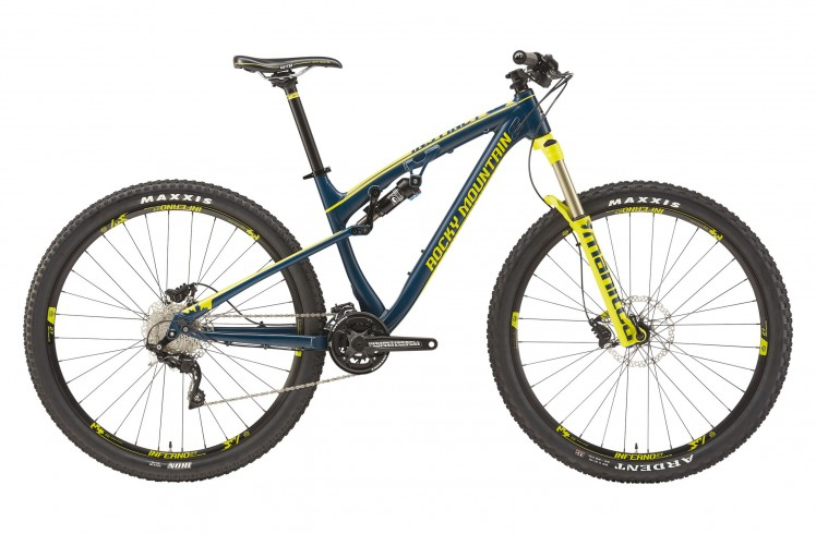 Горный велосипед Rocky Mountain Instinct 930 (2015)