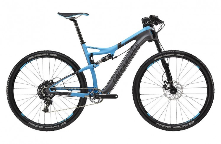 Горный велосипед Cannondale Scalpel 29 Carbon 2 (2015)