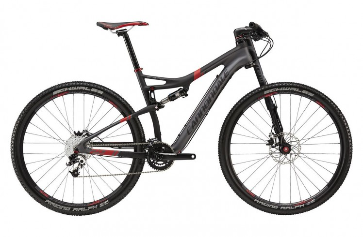 Горный велосипед Cannondale Scalpel 29 Carbon 3  (2015)