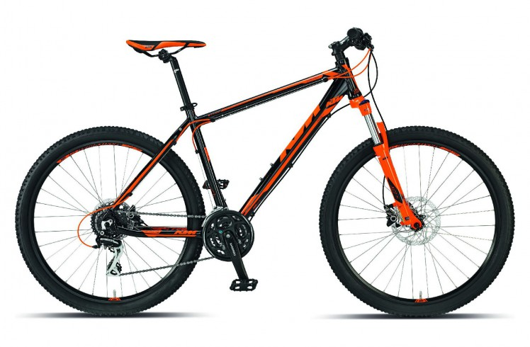 Горный велосипед KTM Chicago 27 H-Disc (2015)