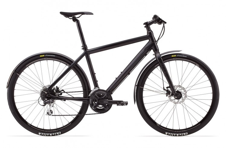 Дорожный велосипед Cannondale Bad Boy Commuter (2014)
