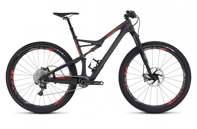 Горный велосипед Specialized S-Works Camber 29 (2016)