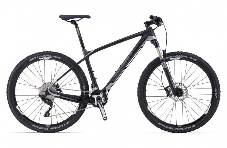 Горный велосипед Giant XTC Advanced 27.5 3 (2014)