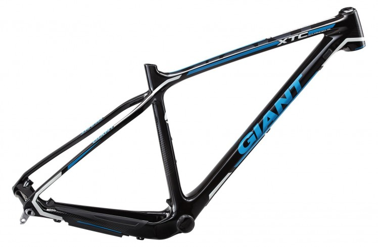 Giant XtC Advanced SL 27.5 (2015)