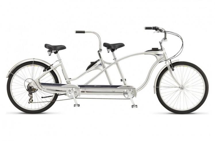 Дорожный велосипед Schwinn Tango Tandem (2016)