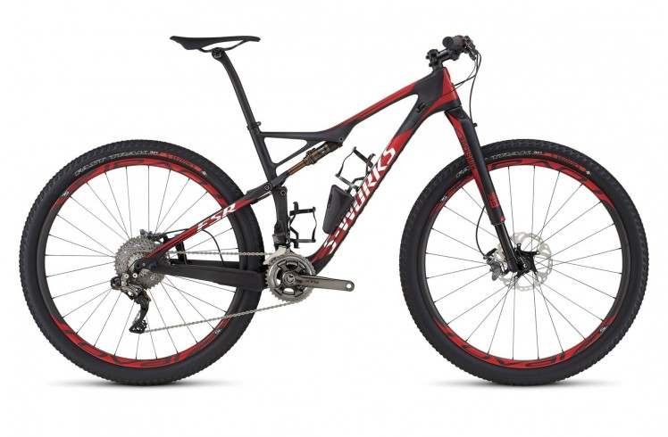 Горный велосипед Specialized S-Works Epic 29 (2016)