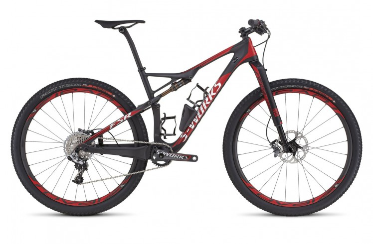 Горный велосипед Specialized S-Works Epic 29 World Cup (2016)