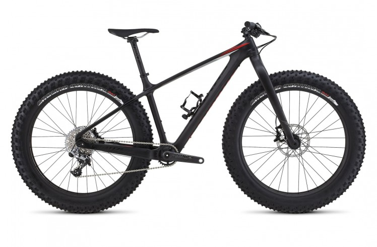 Горный велосипед Specialized S-Works Fatboy (2016)