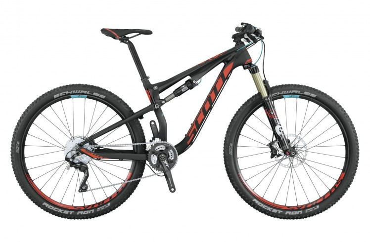 Горный велосипед Scott Contessa Spark 700 RC (2015)
