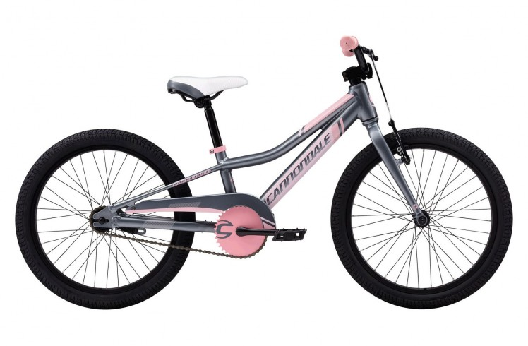 Детский велосипед Cannondale Trail 20 Single Speed Girl's (2014)