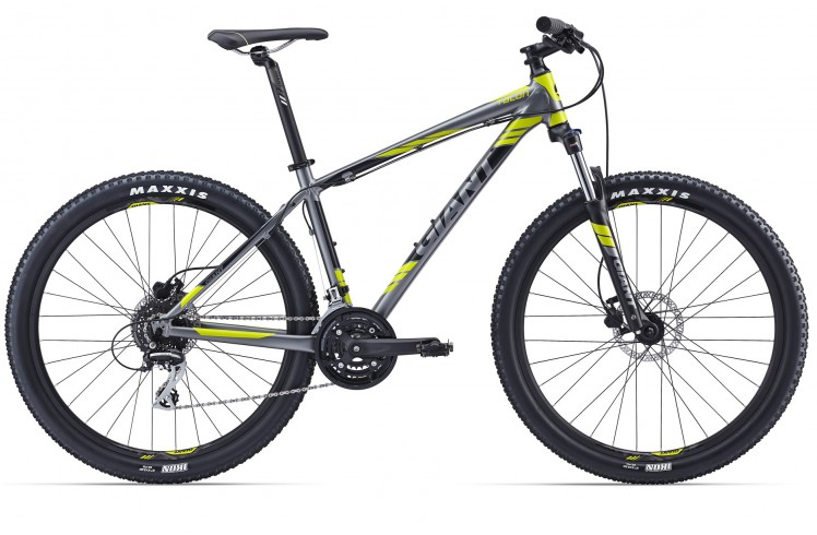 Горный велосипед Giant Talon 27.5 4 (2016)