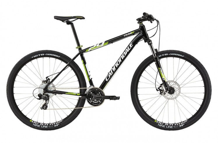 Горный велосипед Cannondale Trail 7 27.5 (2015)