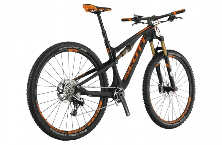 Горный велосипед Scott Genius 900 Tuned (2015)