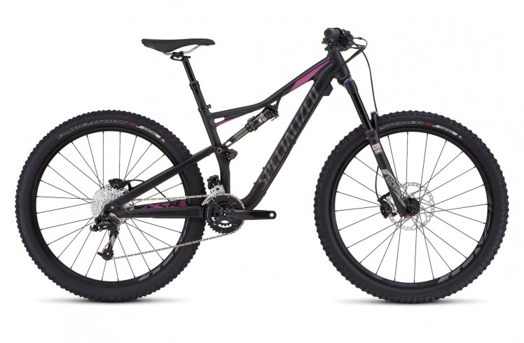 Горный велосипед Specialized Rhyme FSR Comp 650b (2016)